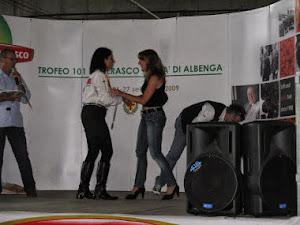 Premiazione Coppa Liguria 2009
