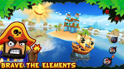 Potshot Pirates 3D v1.0.5 for Android
