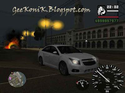 GTA San Andreas Extreme Edition 2011