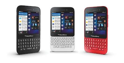 Blackberry Q5 Harga Spesifikasi, 4 jutaan Rilis Agustus