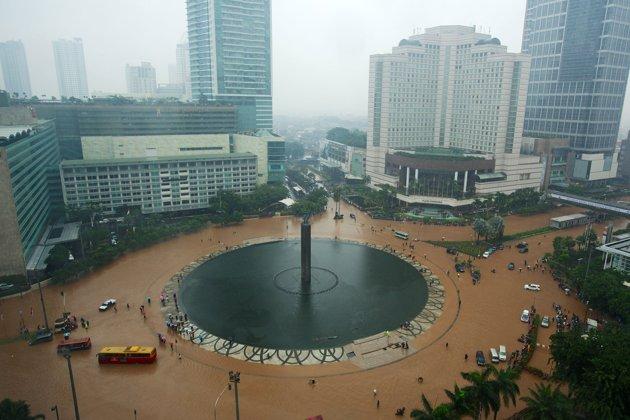 Penyebab Banjir Besar di Jakarta