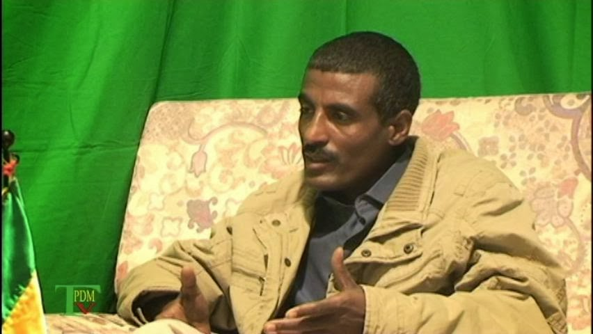 TPDM TV AMHARIC interview with tegay mola asgedom chair-man of Tigray people democratic movement