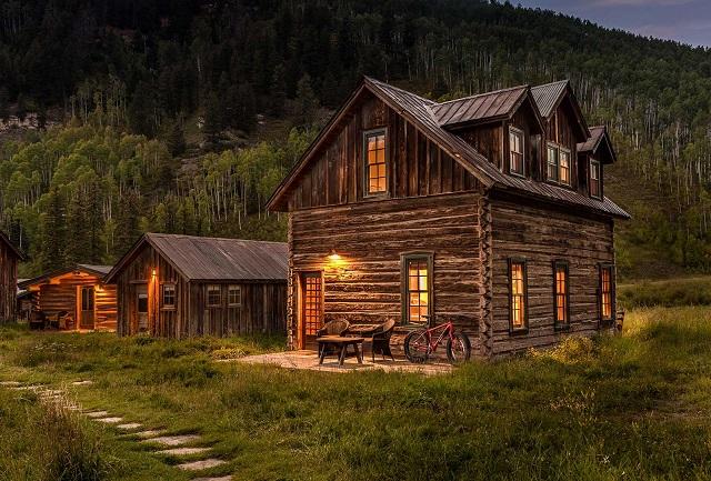 the tipping cabin colorado - Colorado Home Design