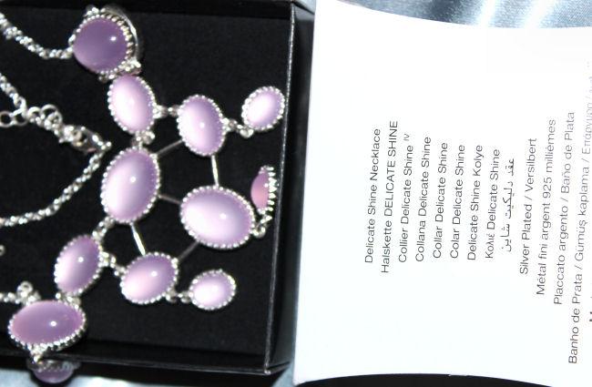 Avon jewelry- Delicate Shine ring & necklace. Beautiful Avon jewelry/jewellery.