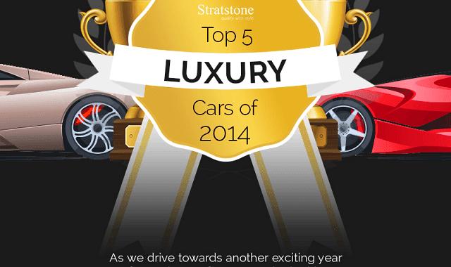 Top 5 Luxury Cars of 2014