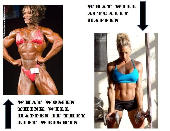 beginnen met krachttraining vrouw