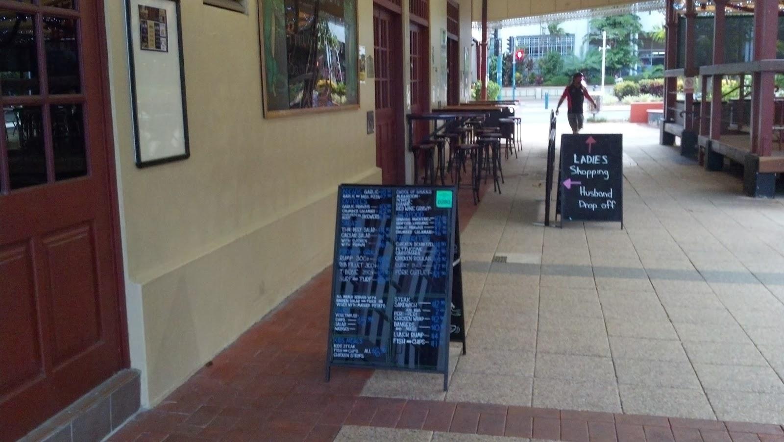 creative sign board