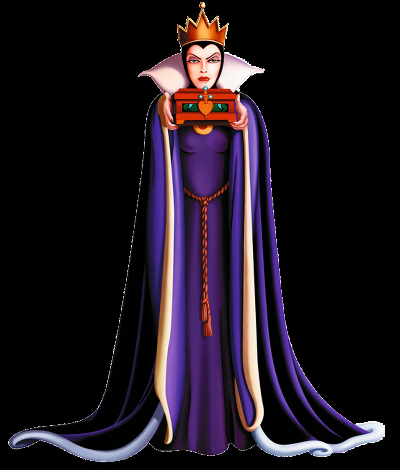 AuthorQuest: Analyzing the Disney Villains: The Evil Queen ...