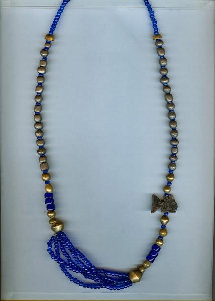 Antique Bronze beads