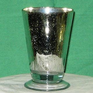 Order ASmall Mercury Glass Replica Antique Vases