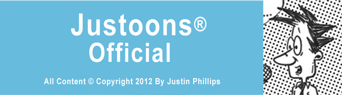 Justoons Official® - Justin Phillips