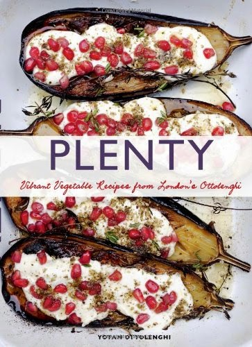 Yotam Ottolenghi's Plenty cookbook