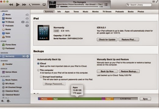 update itunes software download free
