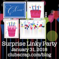 Surprise Linky Party!