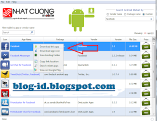 Cara Download Aplikasi Android lewat PC