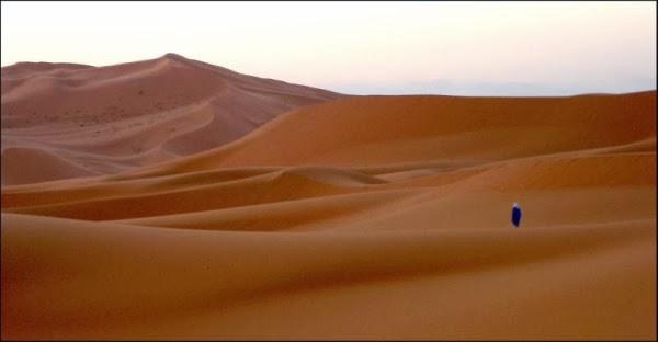 Maroko Pustynia