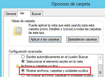 """Windows: Aparece """"Mis documentos"""" en las carpetas de los home-directory"""