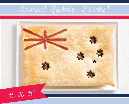 Australia Day | via colourfulcarla.com