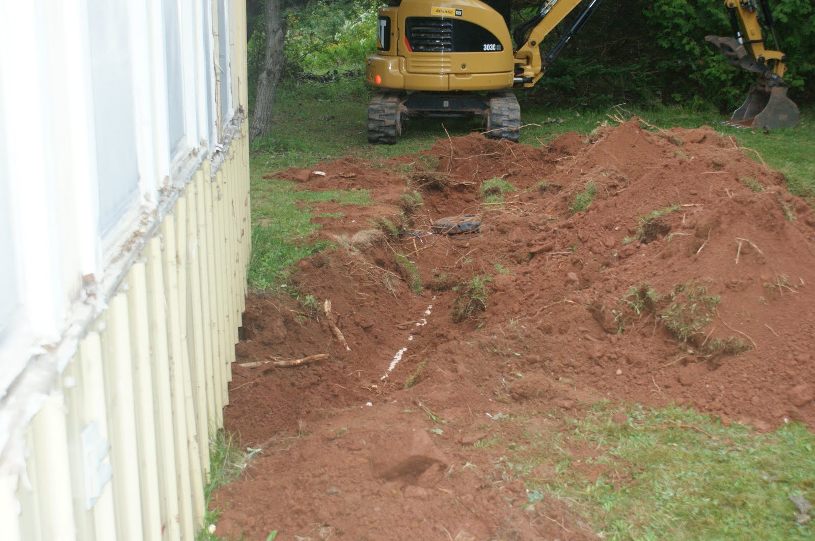 Sand dollar cottage septic tank is full for Cottage septic systems