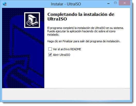 UltraISO Premium Edition 9.6.2.3059 Español Descargar 1 Link