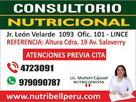 CONSULTORIO NUTRICIONAL EN LINCE