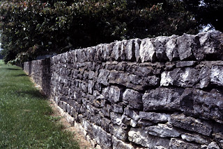 The old stone fence