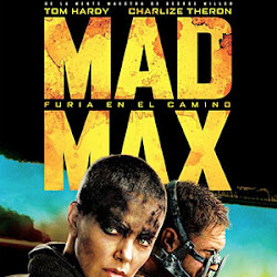 Poster Mad Max: Fury Road 2015