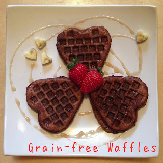 Grain Free Waffles >> STARTS WITH CUPCAKES