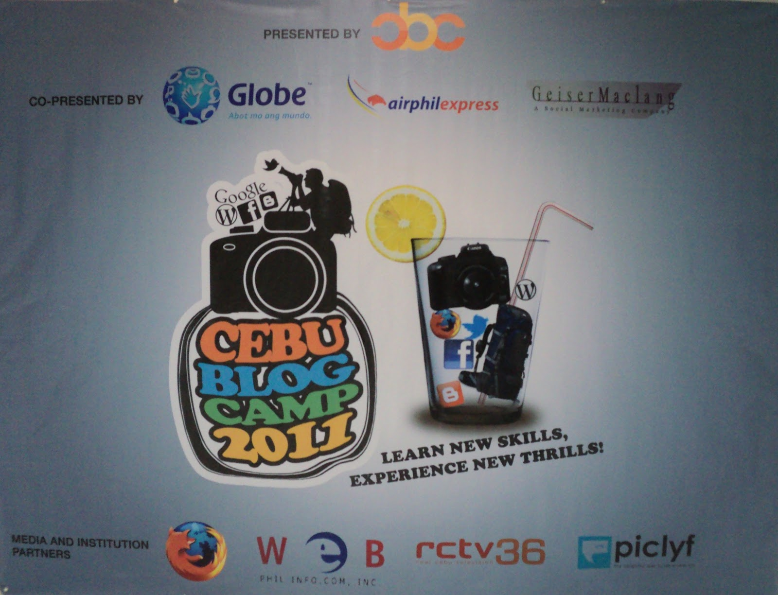 Cebu Blog Camp