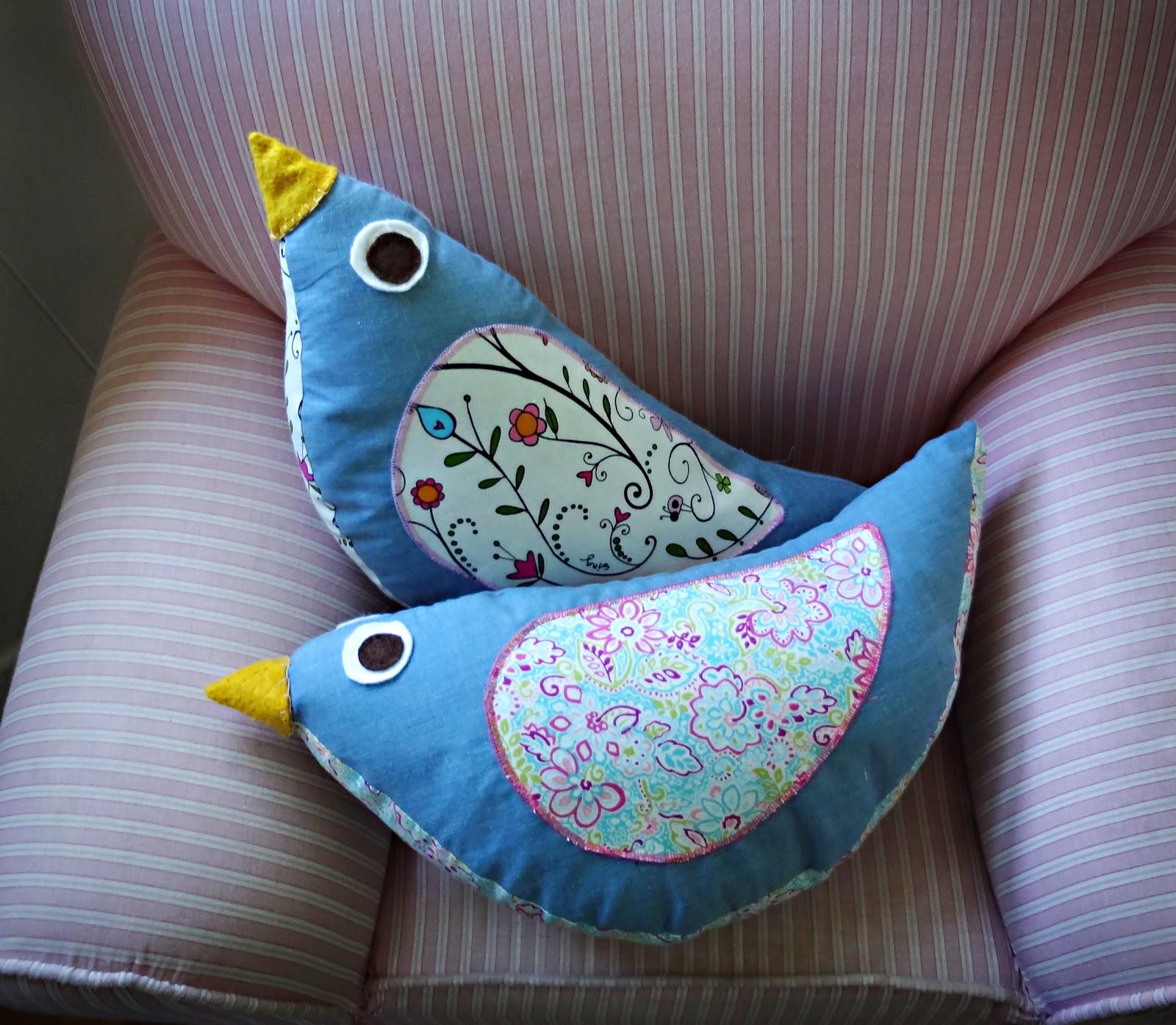 Как сшить игрушку птичку своими руками