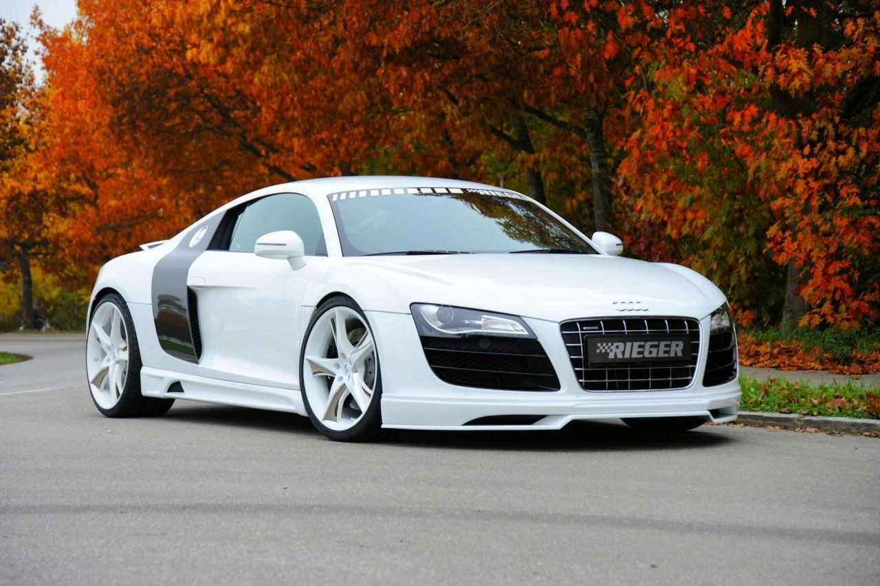 cars and bikes 8 cool modified audi r8 cars. Black Bedroom Furniture Sets. Home Design Ideas