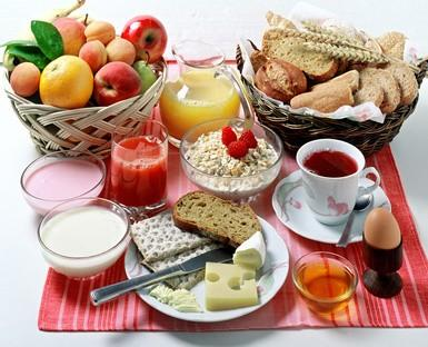 Essentielpoids le petit dejeuner c 39 est important - Comment eviter le coup de barre apres le dejeuner ...