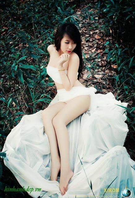 ảnh girl xinh kute hot girl Nu Phạm 46