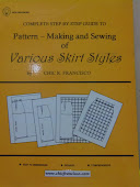 Pattern-Making and Sewing of Various Skirt Styles