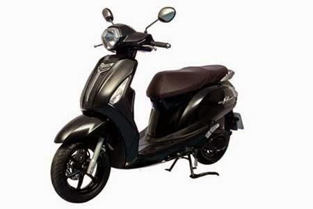Yamaha Filano 125