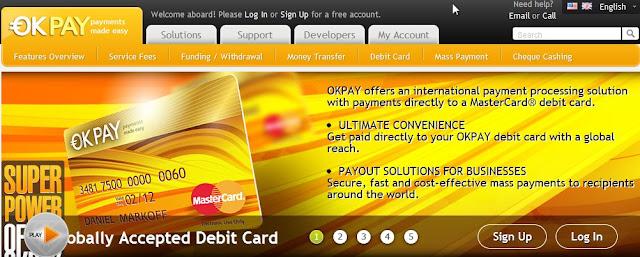 Panduan Membuat Payment Processor Okpay