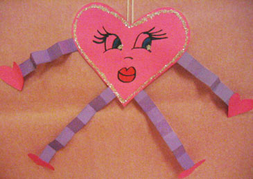 Mrs jackson 39 s class website blog valentine 39 s day crafts for Toddler valentine craft ideas
