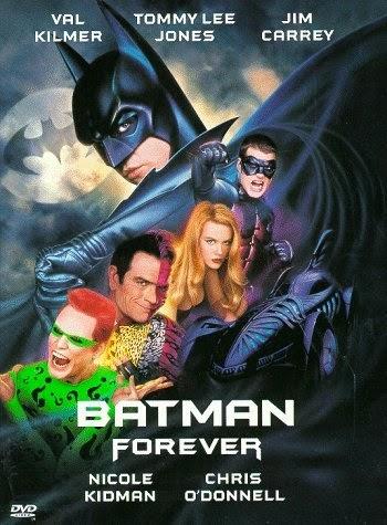 Batman Forever (1995) BluRay 720p Full Movie + Subtitle Indonesia