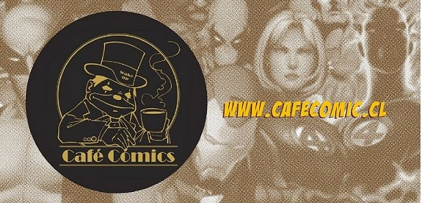 Café Cómics Chile