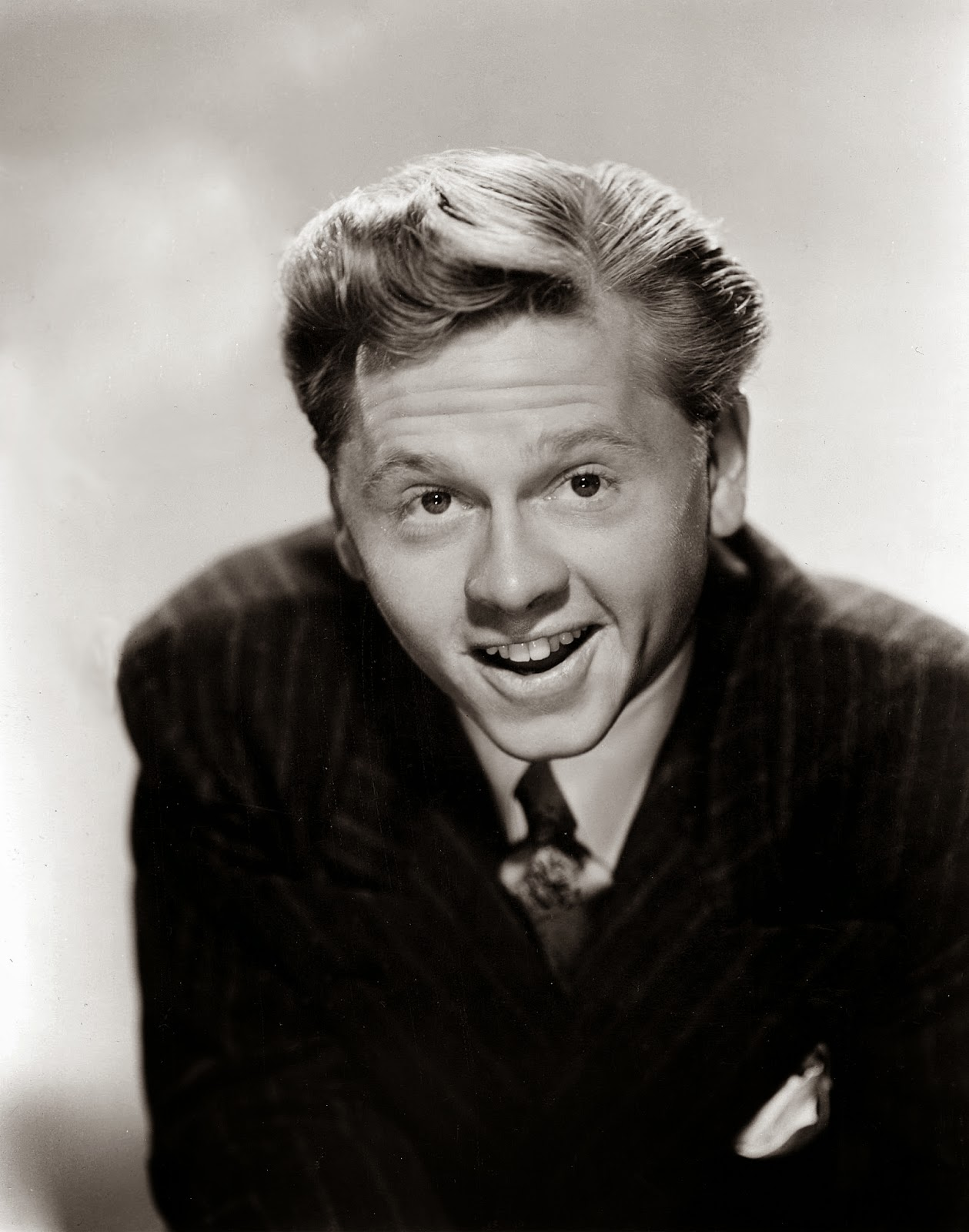 Mickey Rooney Handsome Wallpapers