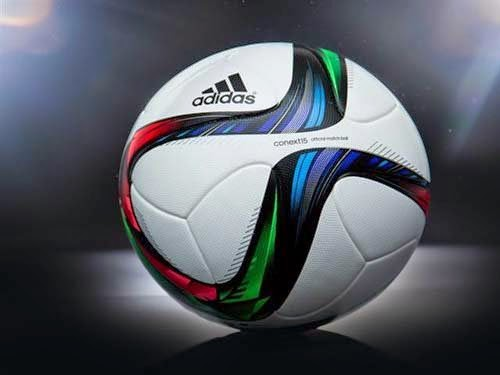 Adidas released a new Conext15 ball for 2015 season