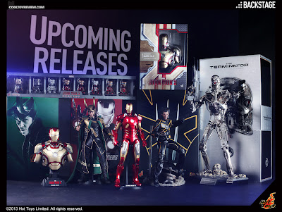 Hot Toys Upcoming Releses for 2013