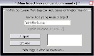 Release PKL_Injection version Multi Injector For ALL Games Online / Offline