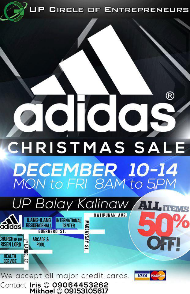 adidas sale up diliman