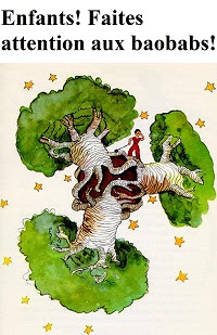 Children! Beware of the Baobabs!