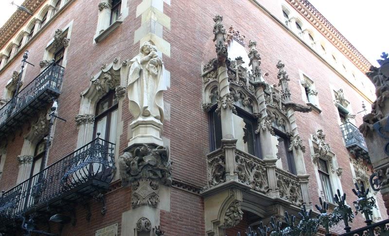 Un paseo por el Art Nouveau