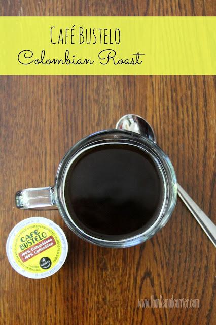 Café Bustelo colombian