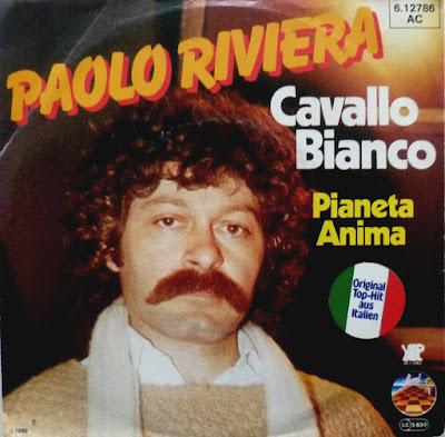 Sanremo 1980 - Paolo Riviera - Cavallo bianco