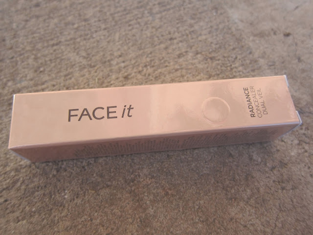 Face Shop Face it Radiance Concealer Dual Veil