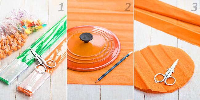 Ideas para tus fiestas infantiles bolos dulceros para - Como hacer decoraciones de halloween ...